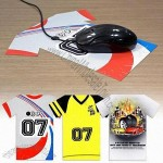 T-Shirt Shape 5-in-1 Mouse Pad