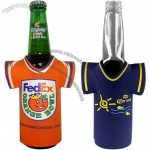 T-Shirt sports/jersey stubbie/stubby/beer bottle cooler/holder