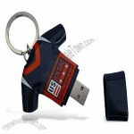 T-shirt Shaped Keychain USB Flash Drive