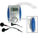 TECHSTEP PEDOMETERS