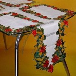 Table Runner with Napkin, 12 x 18 Inches