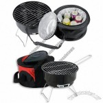 Table Top BBQ Grill with Cooler Bag