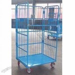 Table Trolley/Roll Pallets/Container for Storage