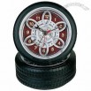 Table Tyre Clock, Desk Tire Clock
