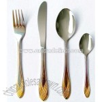 Tableware Gold plated