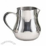 Tableware Stainless Steel Belle Cream Pitcher 13 Ounce