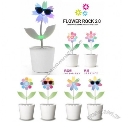 Takara TOMY Flower Rock 2.0 - Music Dancing Flower