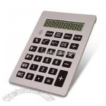 Talking Calculator with Volume Control and Shut-off Functions
