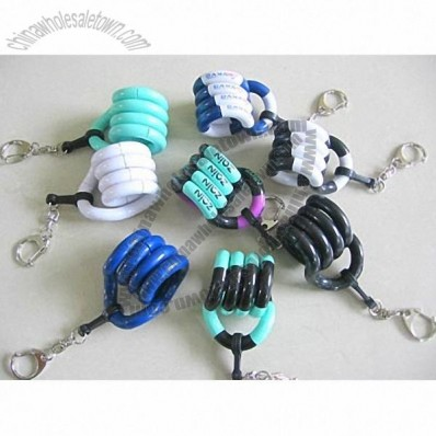 Tangle Toys with Key chain