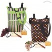 Tango 2-Bottle Wine Carrier w/ Cheese Service