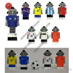 Tapas Robot USB Flash Drive World Cup Soccer Edition