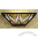 Tapestry Tiffany Wall Sconce