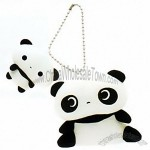 Tare Panda Plush Key Chain