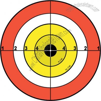 Target Paper, Target Sheet for Shooting