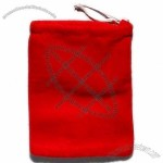 Tarot Bag Red Flannel