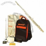 Taurus Series Flute, Includes Stand, Digital Tuner And Care Kits