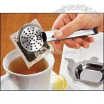 Tea Bag Squeezer and Holder