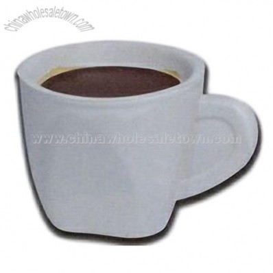 Tea/Coffee Cup Stress Reliever Squeeze Toy