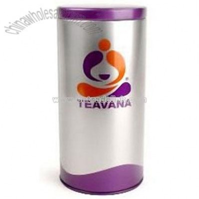 Teavana Large Tea Tin