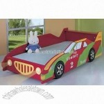 Teenager Bed in Sports Car Design