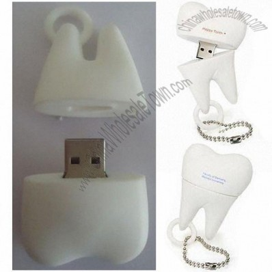 Teeth USB Flash Drive Memory Stick