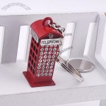 Telephone Booth Keyring