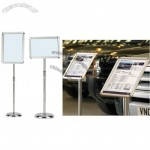 Telescopic Angled Menu Boards