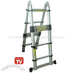 Telescopic Step Ladder - As Seen On TV