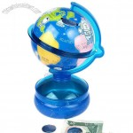Tellurion Shape Coin Bank