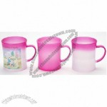Temperature Color Changing Cup - Discoloration Mug