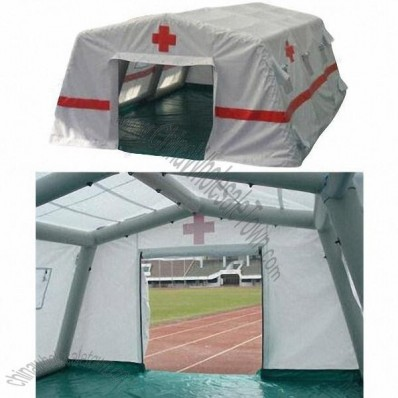 Temporary Inflatable Tents