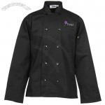 Ten Button Chef Coat - Men's
