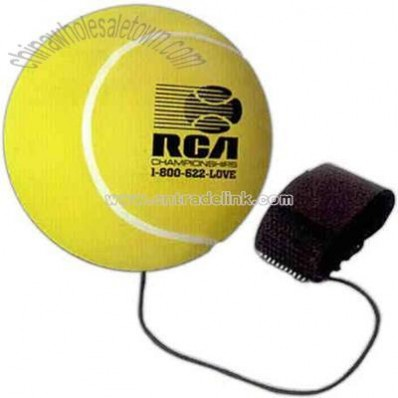 Tennis ball Shaped stress reliever yo-yo