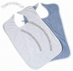 Terry Cloth Adult Bib