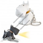 Terry Rhinoceros LED Keyring Light