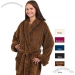 Terry Town Micro Fleece Shawl Collar Robe