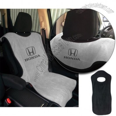 Terry Velour Car Seat Protector