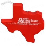 Texas Shape Stress Ball