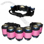 The Beer Belt Six Pack Can Holder - Pink