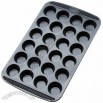 The Chefs Toolbox Silicone Flexishape 24-Cup Mini-muffin Pan