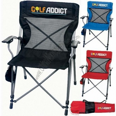 The Deluxe Camping Chair