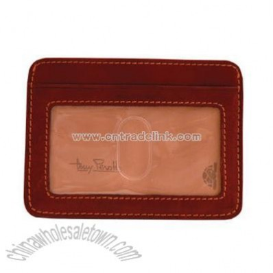 The Green Collection Prima Slim Money Clip Wallet