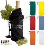 The Monterey Silken Wine Bag