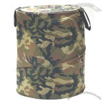 The Original Bongo Bag Pop Up Hamper in Camo