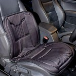 Thermo/ Heated Car Seat Cushion / Cover 12V for cars vans trucks etc