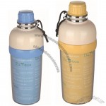 Thermos - Heat Preservation Water Bottle with Lanyard