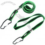 Thick Polyester Lanyard in Double Colors