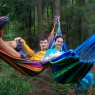 Thicker Canvas Hammock with Storage Pouch