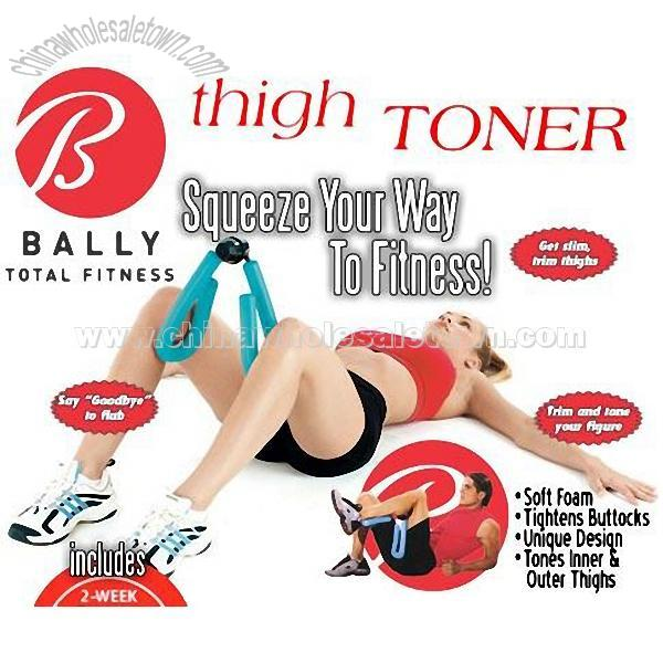thigh master exercises instructions