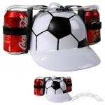 Thirst Aid Football Drinking Hat